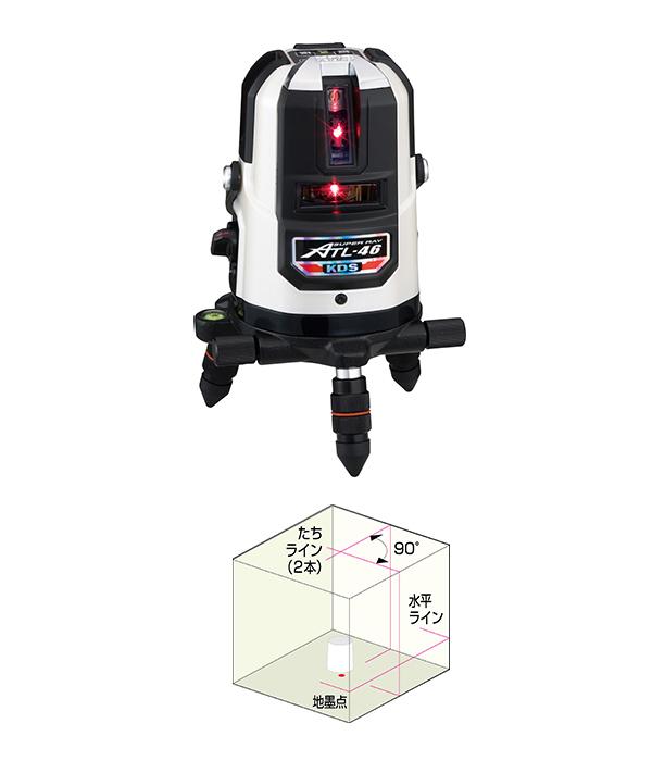 ムラテックKDS レーザー墨出器
